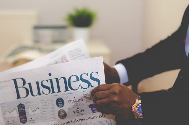 business noviny
